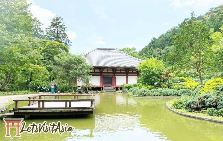 Kyuan-Ji Temple in Ikeda, Osaka