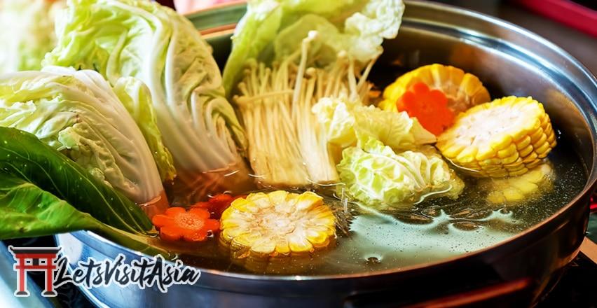 Vegetarian Shabu Shabu Tokyo Featured Image