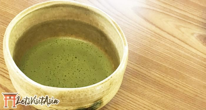 Best Japanese Foods for Bodybuilding Green Tea and Matcha