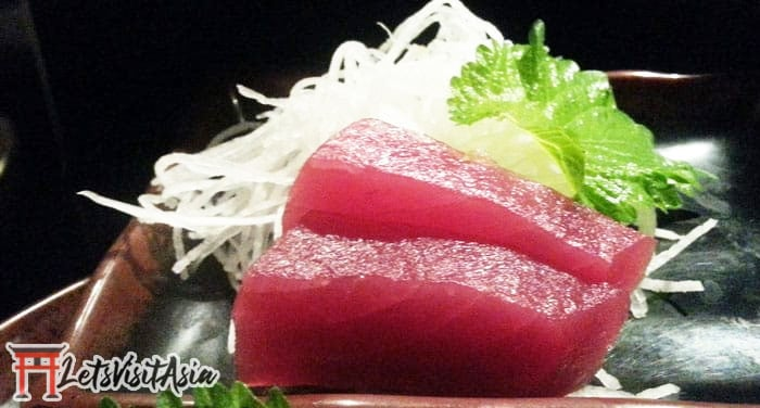 Best Japanese Foods for Bodybuilding Sashimi