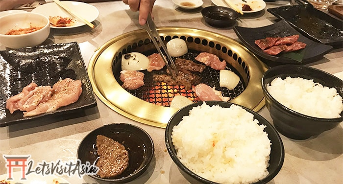Best Japanese Foods for Bodybuilding Yakiniku