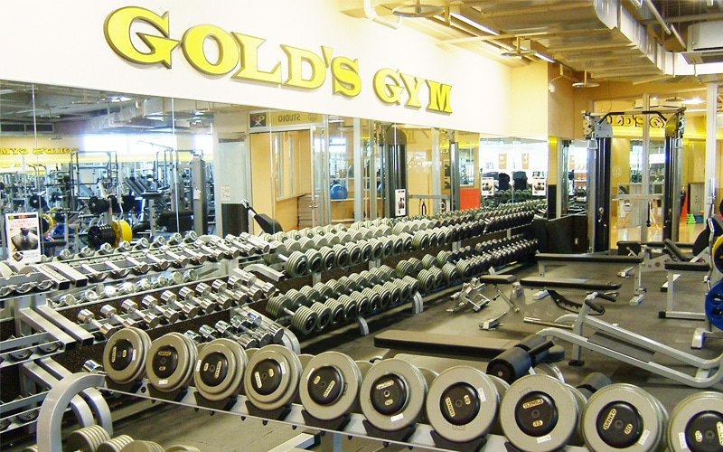 gyms in tokyo for tourists gold's gym