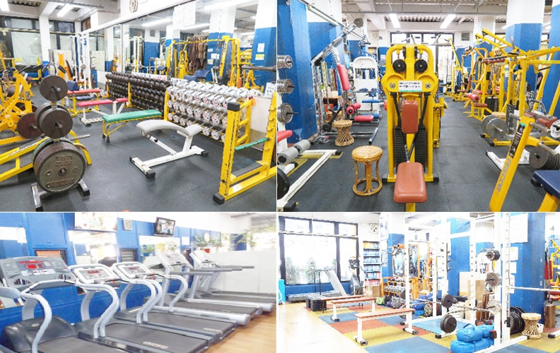 Gyms in tokyo for tourists sunplay training center