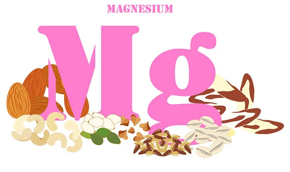 natural sources of magnesium as a sleeping aid for long flights