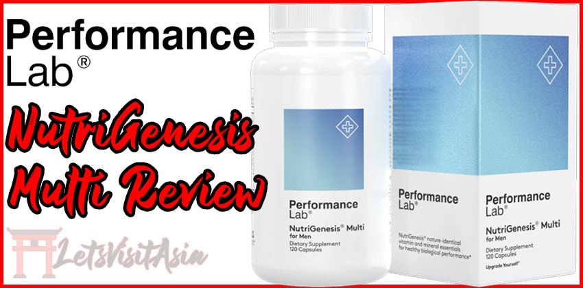 Performance Lab Multivitamin Review