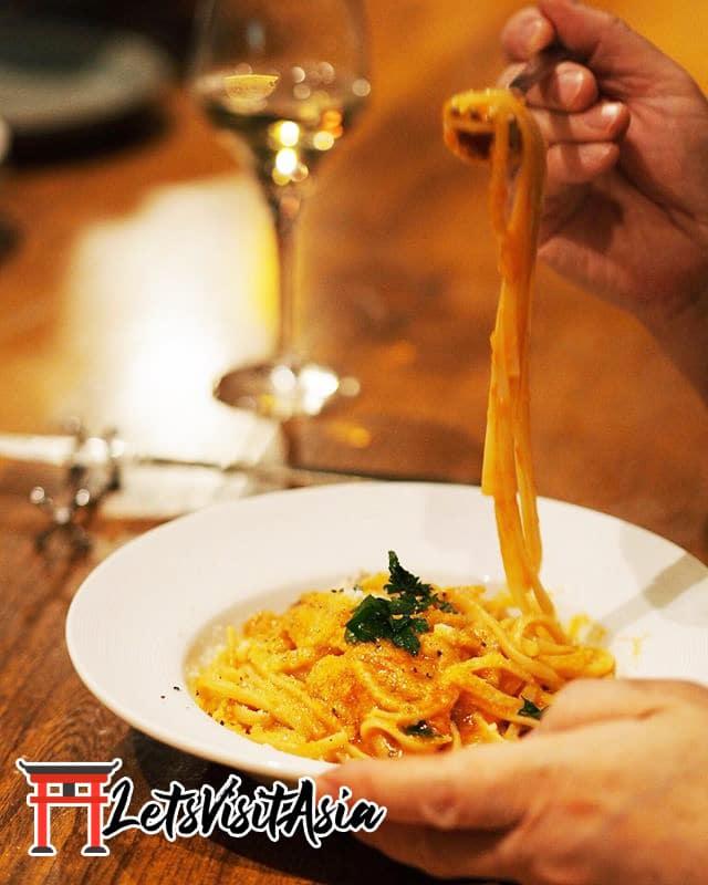 Best Pasta in Tokyo