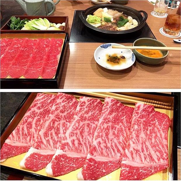 Some of the best shabu shabu found in Shabuzen Roppongi in Tokyo