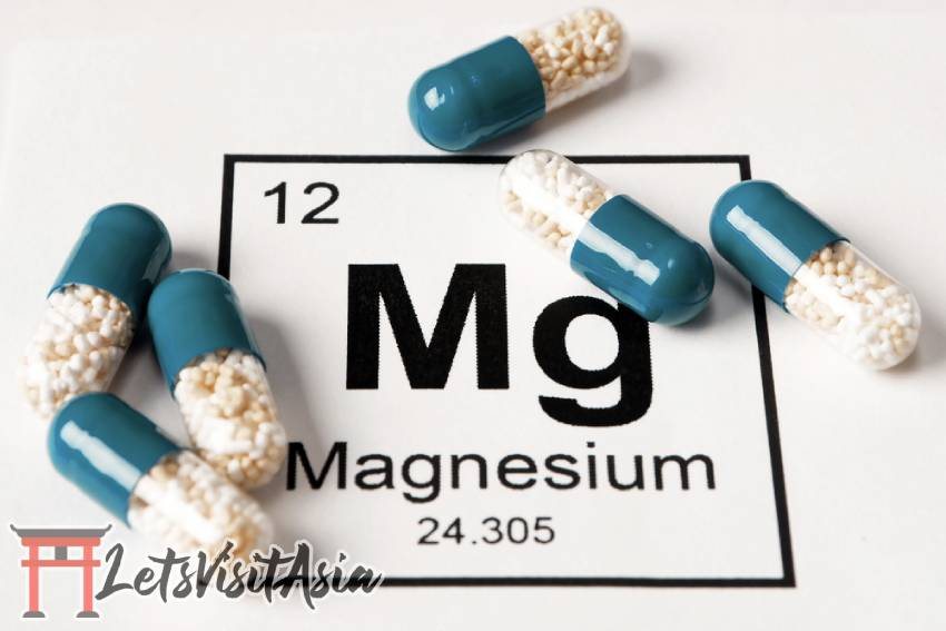 Magnesium for Jet Lag